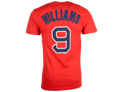 Boston Red Sox Ted Williams Majestic MLB Men's Cooperstown Player T-Shirt