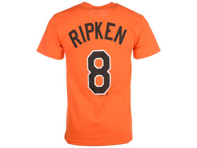 Baltimore Orioles Cal Ripkin Majestic MLB Men's Cooperstown Player T-Shirt