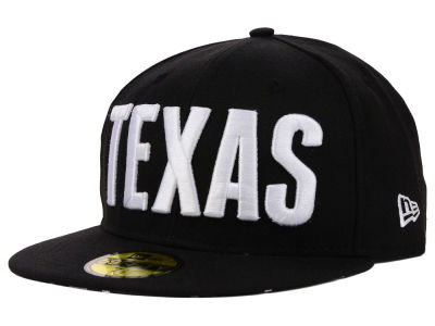 Texas Rangers New Era MLB Big GPS 59FIFTY Cap
