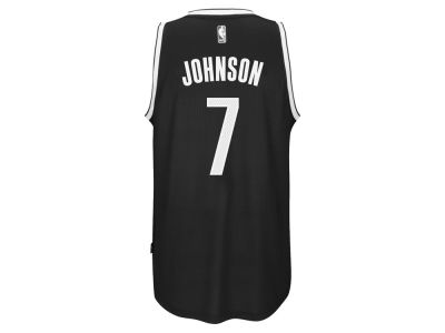 Brooklyn Nets Joe Johnson adidas NBA Swingman Jersey