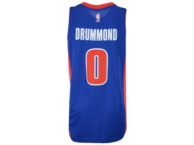 Detroit Pistons Andre Drummond adidas NBA Men's New Swingman Jersey