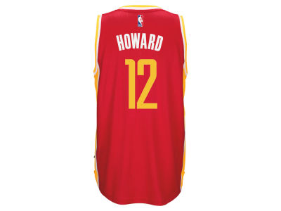 Houston Rockets Dwight Howard adidas NBA Swingman Jersey