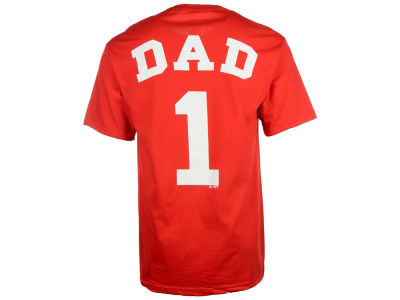 Philadelphia Phillies MLB Men's Team Dad T-Shirt