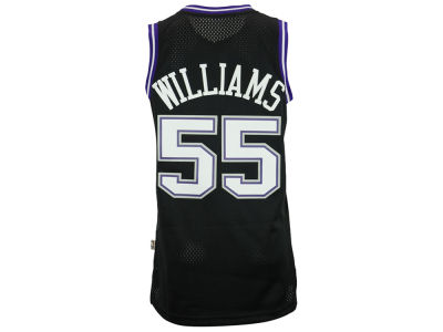Sacramento Kings Jason Williams adidas NBA Men's Retired Player Swingman Jersey