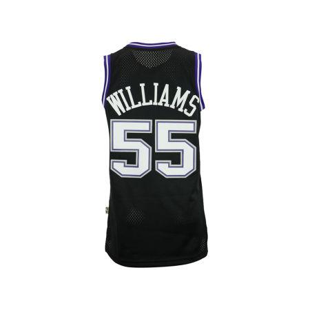 Sacramento Kings Jason Williams Adidas NBA Men's Retired Player Swingman Jersey