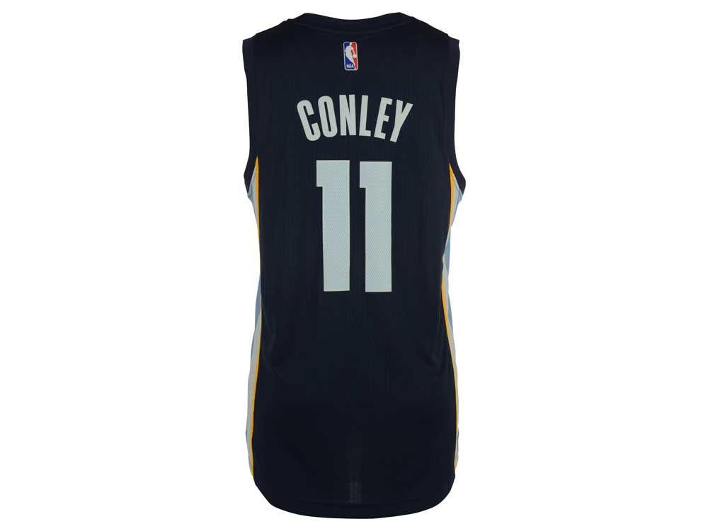 e4af8fb4d Memphis Grizzlies Mike Conley Jr. adidas NBA Men s Swingman Jersey ...