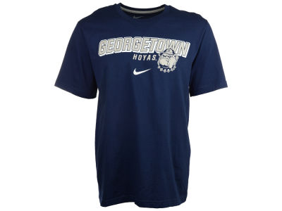 Georgetown Hoyas Nike NCAA Slanted School Name T-Shirt