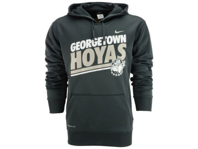 Georgetown Hoyas Nike NCAA School Double Stripe Hoodie