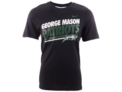 George Mason Patriots Nike NCAA School Double Stripe T-Shirt