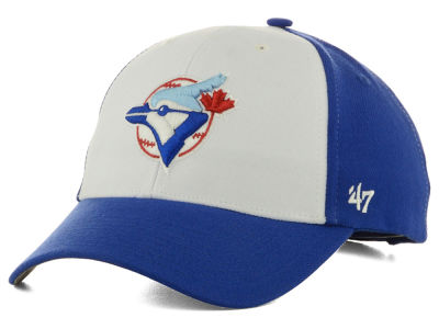 Toronto Blue Jays '47 MLB Curved '47 MVP Cap