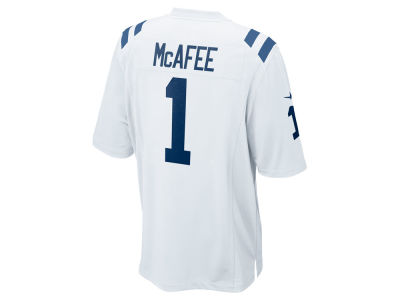 Indianapolis Colts Pat McAfee Nike NFL Men's Game Jersey