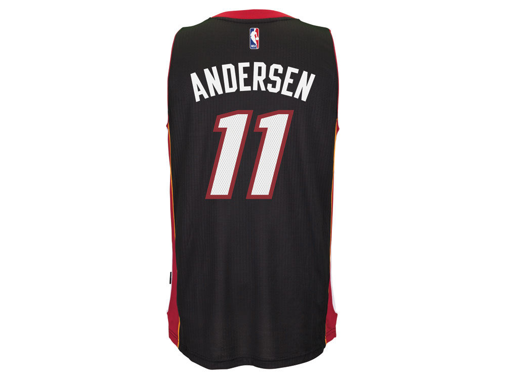 Miami Heat Chris Andersen adidas NBA Swingman Jersey  10b4f98a4