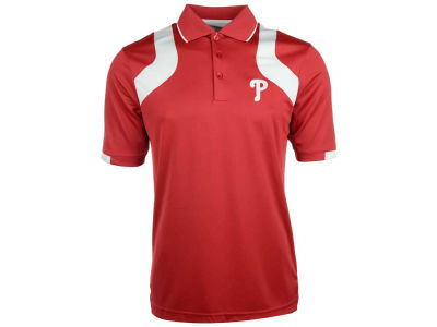 Philadelphia Phillies MLB Men's Fusion Polo Shirt