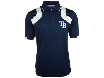 Tampa Bay Rays Antigua MLB Men's Fusion Polo Shirt