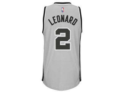 San Antonio Spurs Kawhi Leonard adidas NBA Men's New Swingman Jersey