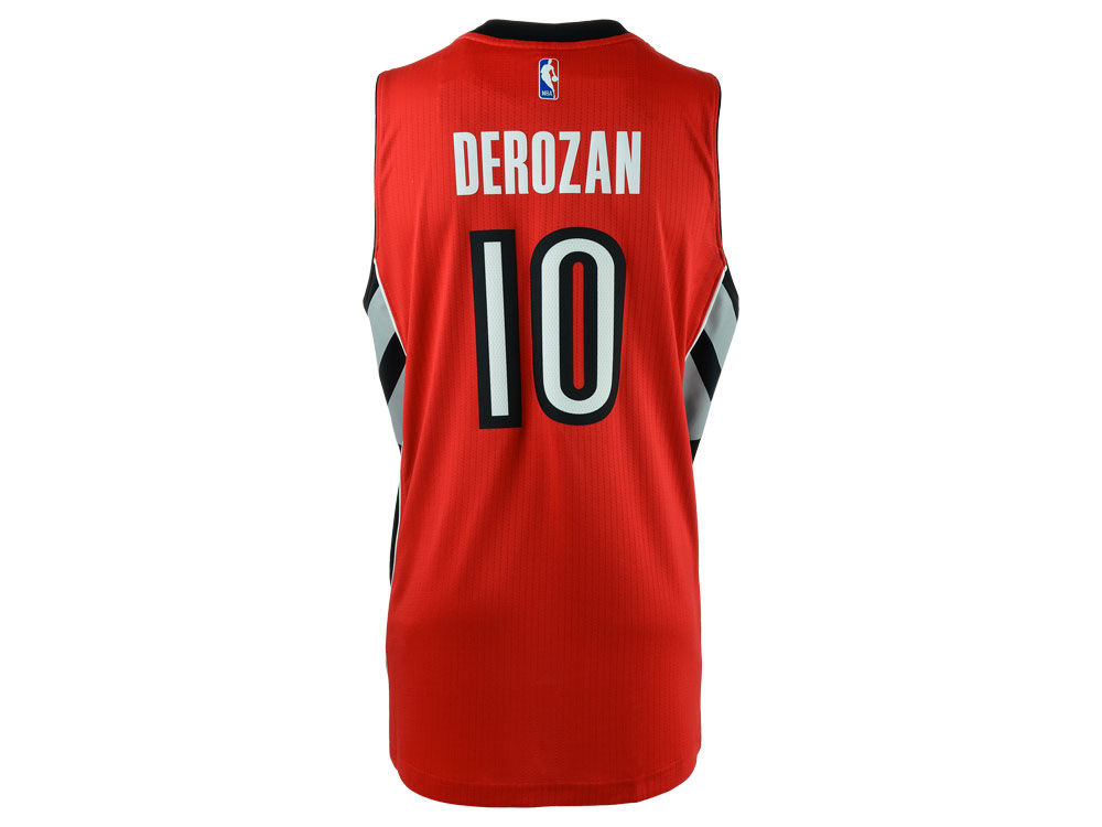 Toronto Raptors DeMar DeRozan adidas NBA Swingman Jersey  e24b6f32b