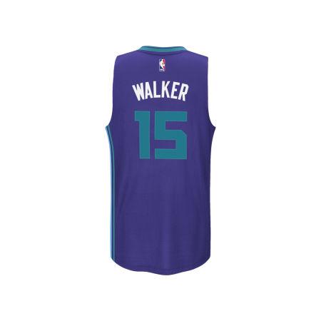 Charlotte Hornets Kemba Walker Adidas NBA Men's New Swingman Jersey
