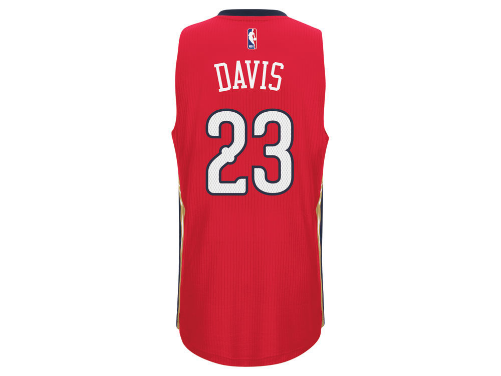 004155b5a New Orleans Pelicans Anthony Davis adidas NBA Men s Swingman Jersey ...