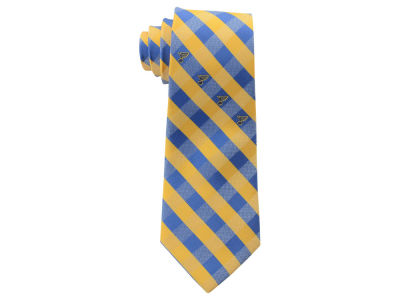St. Louis Blues Polyester Checked Tie
