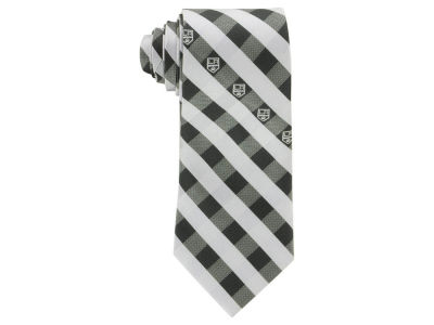Los Angeles Kings Polyester Checked Tie