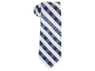 Tampa Bay Lightning Polyester Checked Tie