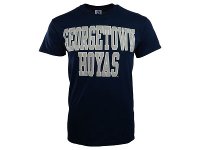 Georgetown Hoyas NCAA 2 for $25  NCAA Bold Straight T-Shirt