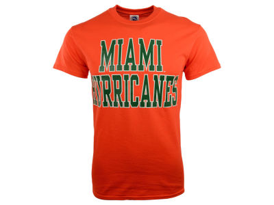 Miami Hurricanes NCAA 2 for $25  NCAA Bold Straight T-Shirt