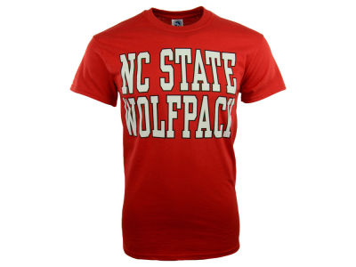 North Carolina State Wolfpack NCAA 2 for $25  NCAA Bold Straight T-Shirt