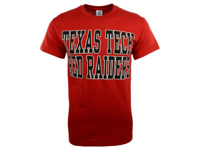 Texas Tech Red Raiders NCAA 2 for $25  NCAA Bold Straight T-Shirt