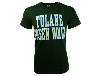 Tulane Green Wave NCAA 2 for $25  NCAA Bold Straight T-Shirt