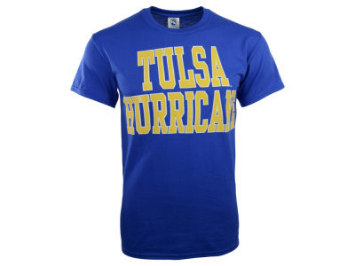 Tulsa Golden Hurricane 2 for $28 NCAA Bold Straight T-Shirt
