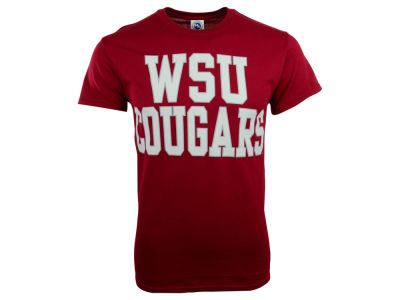 Washington State Cougars NCAA 2 for $25  NCAA Bold Straight T-Shirt