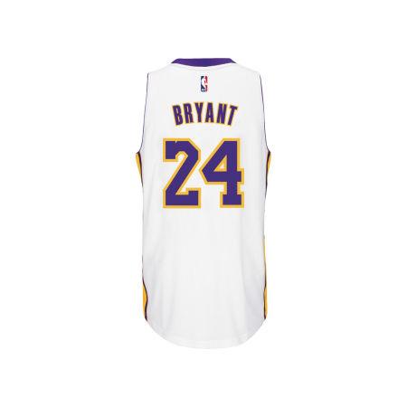 Los Angeles Lakers Kobe Bryant Adidas NBA Men's New Swingman Jersey
