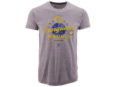 Marquette Golden Eagles NCAA Triblend Streaky T-Shirt