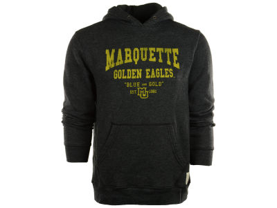 Marquette Golden Eagles Retro Brand NCAA Triblend Hoodie
