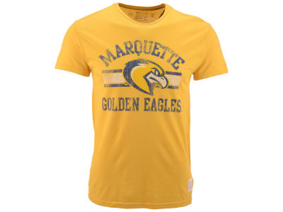 Marquette Golden Eagles Retro Brand NCAA Vintage Super Soft T-Shirt