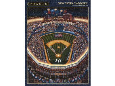 New York Yankees 500 Piece City-Stadium Puzzle