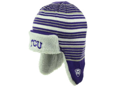 Texas Christian Horned Frogs Top of the World NCAA Battler Knit