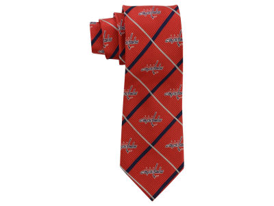 Washington Capitals Silver Line Necktie