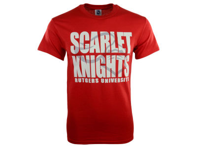 Rutgers Scarlet Knights NCAA Men's Trumped T-Shirt