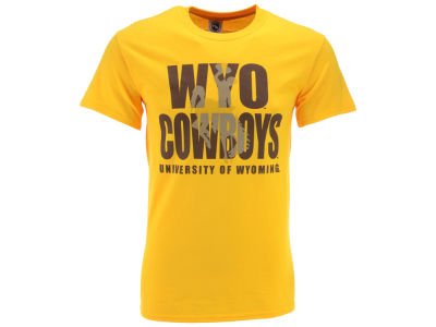 Wyoming Cowboys NCAA 2 for $25  NCAA Trumped T-Shirt