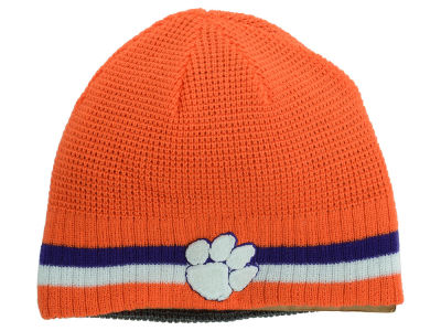 Clemson Tigers Top of the World NCAA Sixer Reversible Knit