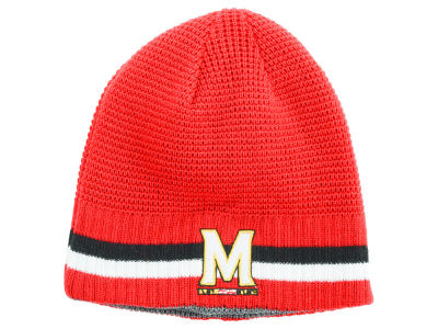 Maryland Terrapins Top of the World NCAA Sixer Reversible Knit