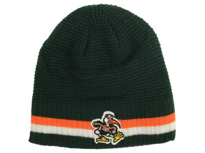 Miami Hurricanes Top of the World NCAA Sixer Reversible Knit