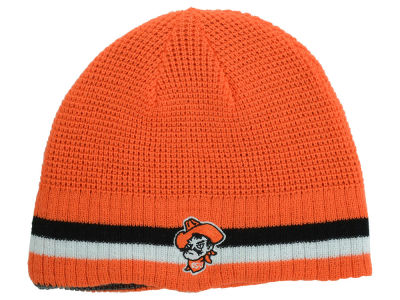 Oklahoma State Cowboys Top of the World NCAA Sixer Reversible Knit