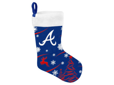 Atlanta Braves Team Stocking