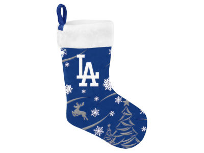 Los Angeles Dodgers Team Stocking