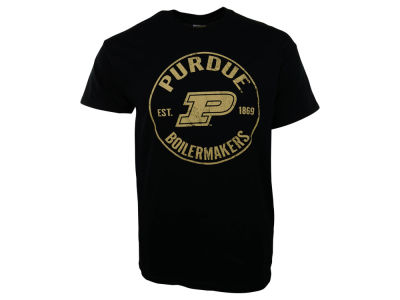 Purdue Boilermakers NCAA Men's CP Perfect Ellipse T-Shirt