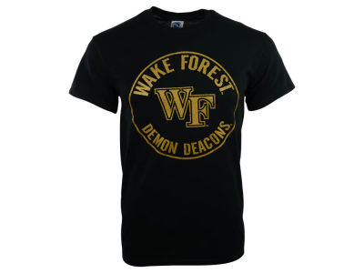 Wake Forest Demon Deacons NCAA Men's CP Perfect Ellipse T-Shirt