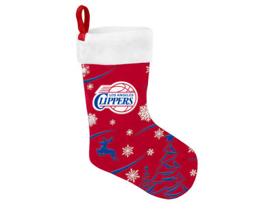 Los Angeles Clippers Team Stocking